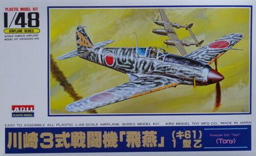 """in 1:48 ARII A323 Kawasaki Ki61 /""""Hien/"""" Tony"""