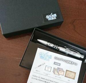 The Promised Neverland William Minerva Ballpoint Pen with Projector Kaiu Shirai