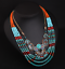 Fashion-Bohemia-Women-Jewelry-Pendant-Choker-Crystal-Chunky-Statement-Necklace thumbnail 7
