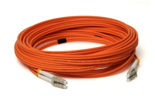 0,5m-30m Fibre la fibre optique LC//UPC-LC//UPC Câble de raccordement Orange om2 LWL