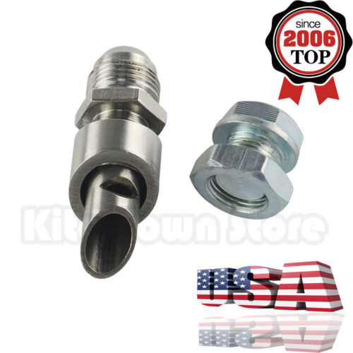 Universal Stainless Steel E-VAC Scavenger Kit includes T304 SS E-VAC fitting USA