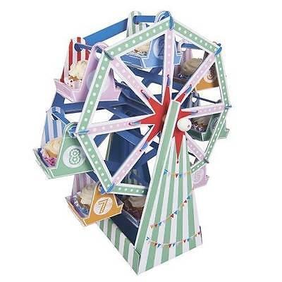 Toot Sweet Ferris Wheel Centrepiece Cupcake Holder Stand Childrens Birthday x1