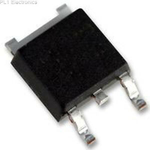 FAIRCHILD-SEMICONDUCTOR-FDD3672-Mosfet-N-SMD-TO-252