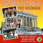 Zorba's Dance by Trio Helenique/Trio Helenique/Trio Hellenique (CD, Nov-1999, Sounds of the World)