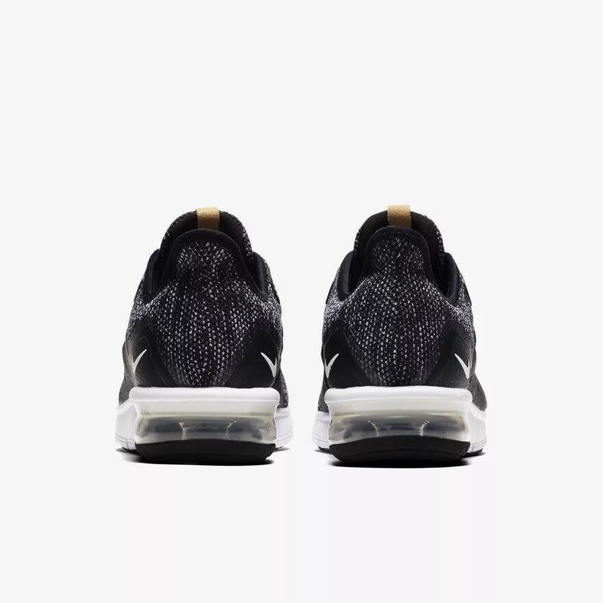 908993-011 Donna  Nike Air Max Max Max Sequent Running nero grigio-bianca Dimensiones 6-10 NIB effac1