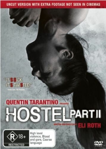 1 of 1 - Hostel : Part 2 (DVD, 2007) R4 PAL NEW FREE POST