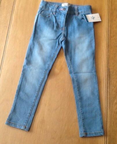 Penguin//House of Fraser Ragazze Colore Blu Pallido Jeans Skinny età 4-5 BNWT RRP £ 24.99