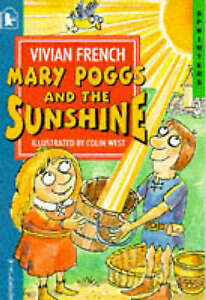 Mary-Poggs-and-the-Sunshine-Sprinters-French-Vivian-Used-Good-Book