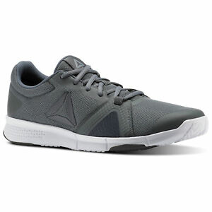 'Reebok Men's Flexile Shoes, Grey' from the web at 'https://i.ebayimg.com/images/g/12kAAOSwTO9aJZM6/s-l300.jpg'