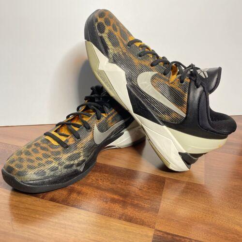 Kobe 7 Cheetah shoes