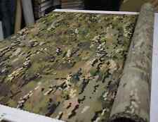 """MULTICAM NYLON SEERSUCKER FABRIC MILITARY CAMOUFLAGE 57""""WIDE CAMO BY THE YARD"""
