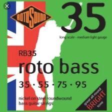 Rotosound  Rotobass RB35 Four String Set 35 - 95