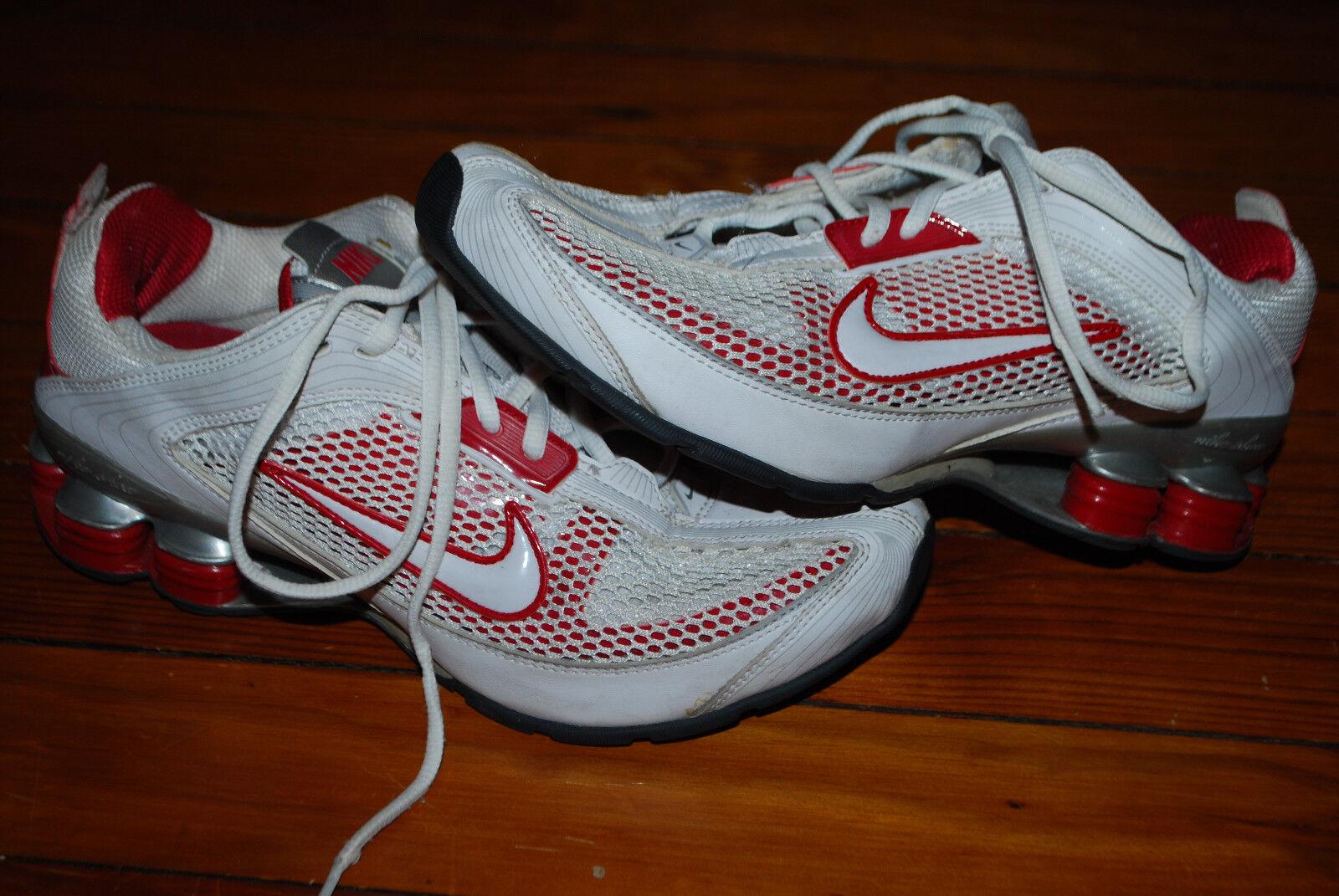 Women's Nike Shox Trainer Accomplish Running Sneaker (7.5)