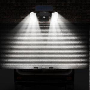 56-LED-LAMPADA-SOLARE-DA-FARETTO-CON-PANNELLO-SENSORE-LUCE-ESTERNO-GIARDINO
