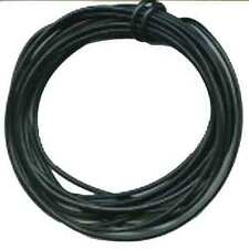 20' Black Hook Up Wire 22 gauge stranded for AMERICAN FLYER ACCESSORY Trains