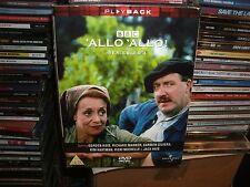 'Allo 'Allo - Series 3 And 4 (DVD, 2004, 3-Disc Set, Box Set) GORDEN KAYE
