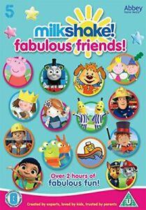 Milkshake-Fabulous-Friends-DVD-Region-2