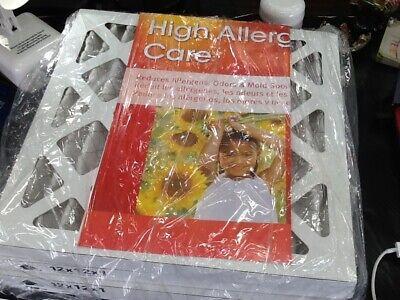4 Pack DuPont High Allergen Care Electrostatic Air Filter