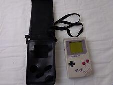 Vintage 1st Generation Nintendo Game Boy with case