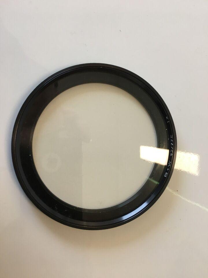 UV filter, BW, Perfekt