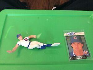 1989 Ryne Sandberg Starting Lineup Loose SLU Chicago Cubs MLB HOF CARD COMPLETE