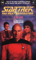 Q-in-Law (Star Trek: The Next Generation), Peter David, Used; Good Book
