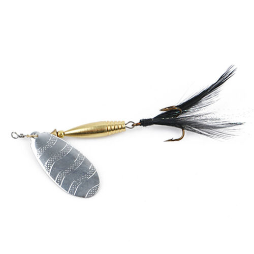 Hilandero señuelos de pesca cebos artificiales metal Bionic anzuelo