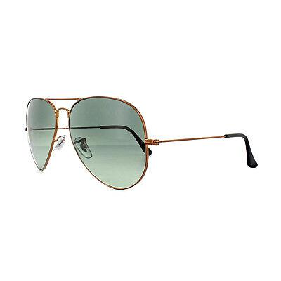 32124e7325d Ray-Ban Sunglasses Large Aviator 3026 197 71 Bronze Copper Grey Gradient