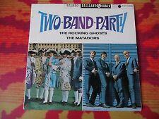 ♫♫♫ Two Band Party - Rocking Ghosts/Matadors * Metronome Beat LP ♫♫♫