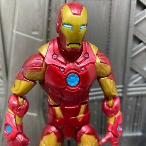 Marvel-Legends-Hasbro-Iron-Monger-BAF-Heroic-Age-Iron-Man-6-034-Inch-Action-Figure