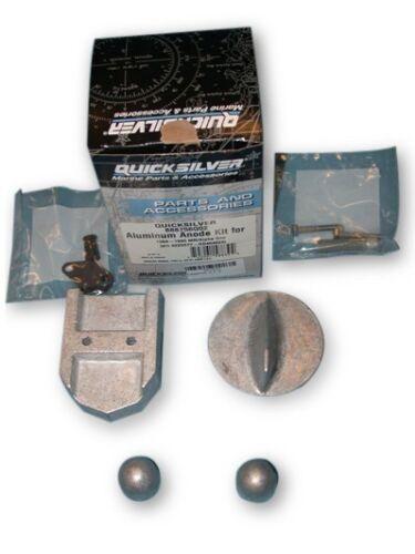 orig Mercruiser Aluminium Anodensatz für Alpha One Anode Opferanode NEU 4297