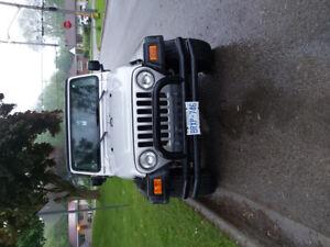 2003 Jeep TJ sport. Sold pending payment