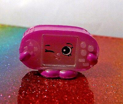 Shopkins Season 5 #141 PERCY PC Pink Electric Glow Mint OOP