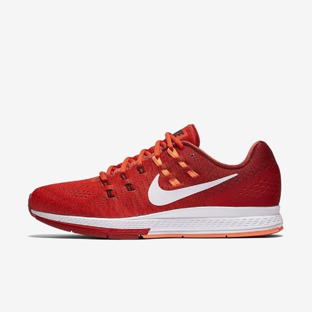Nike AIR ZOOM STRUCTURE 19 Running Scarpe da ginnastica scarpe casual-(EU 46) Crimson Scarpe classiche da uomo