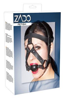 Just Gag Ball Museruola Morso Maschera Regolabile Fetish Sex Toy 2020041 Idea Regalo Health Care