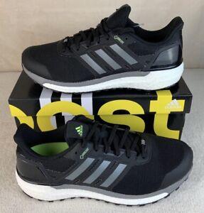 Details about Adidas Supernova GoreTex Waterproof Running Shoes Black B96282 Men's Size 8.5