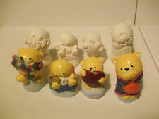 forever friends bears paint your own bears