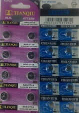 20 watch battery   10 AG6 371A 371 920      10  626 377 177 SR626 EXP 2020