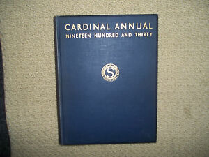 1930-SOUTH-DIVISION-HIGH-SCHOOL-YEARBOOK-MILWAUKEE-WISCONSIN-CARDINAL-ANNUAL