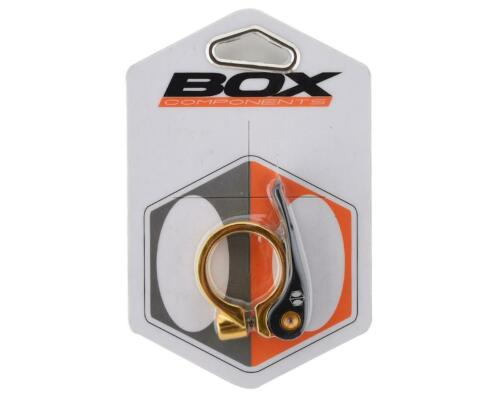 BX-SC130Q318-GD-P Box One Quick Release Seat Clamp Gold