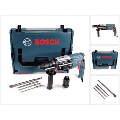 Bosch GBH 2-28 F Professional Bohrhammer 880 W mit SDS Plus in L-Boxx + Zubehör