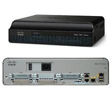 €599+IVA CISCO 1941/K9 Router ISR 2xGigabit Ethernet 512MB DRAM NEW SEALED