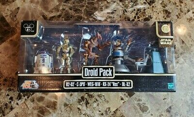 Droid Pack Star Tours STAR WARS Weekends Disney Parks EXCL MIB #2