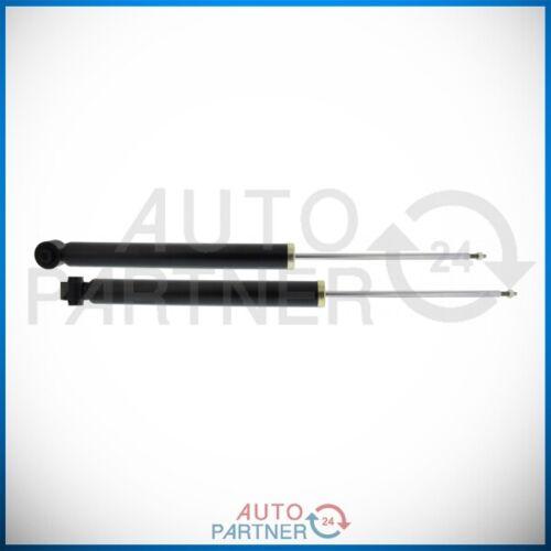 2x Stoßdämpfer für Ford Fiesta V Mazda 2 Gas Gasdruck HA hinten Satz Kit