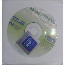 original Treiber Asus M4A87TD EVO CD DVD OVP NEU Windows XP Vista Win 7 Sticker