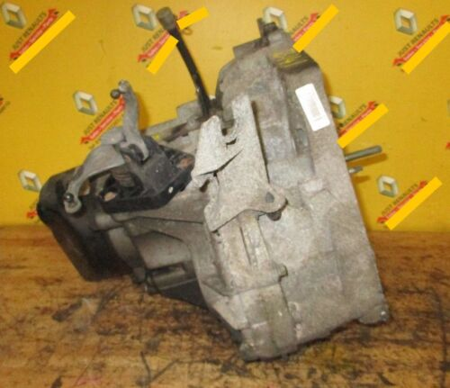 RENAULT SCENIC 1.6 16v 2003-2007 GEARBOX JR5 104 5 SPEED