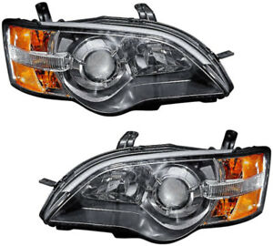 S L on 2005 Subaru Outback Headlight Bulb Replacement