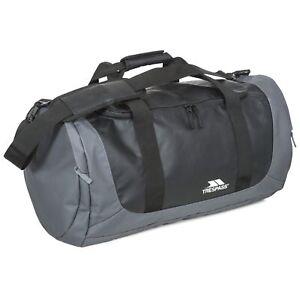 Trespass-Travel-Bag-Waterproof-Gym-Weekend-Bag-Shoulder-Strap-60L-Blackfriar