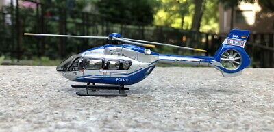 1//87 Scale Airbus Helicopter H145 Polizei Schuco Aircraft Model  airplane Toy