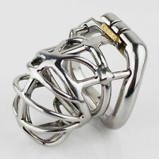 """S065 Handmade Stainless Steel Male Chastity Cage Device- Extra Large 2.25"""" Ring"""